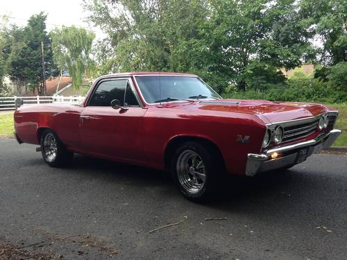 1967 EL CAMINO  For Sale (picture 6 of 6)