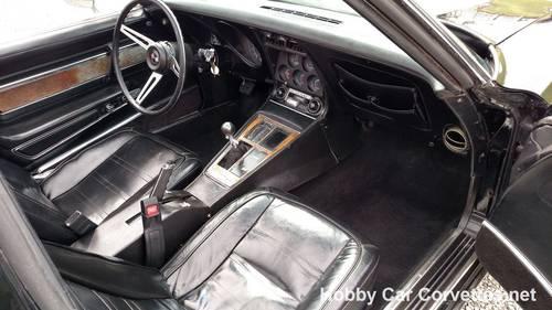 1975 Black Black Corvette 4spd For Sale (picture 4 of 6)