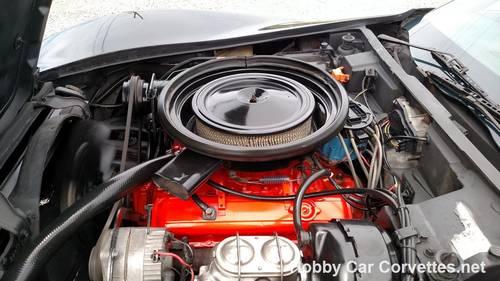 1975 Black Black Corvette 4spd For Sale (picture 5 of 6)