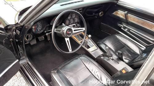 1975 Black Black Corvette 4spd For Sale (picture 6 of 6)