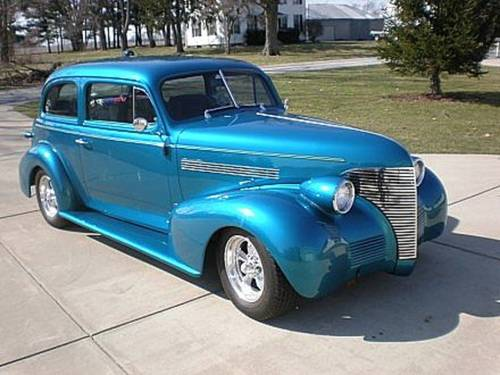 1939 Chevrolet Deluxe 2DR Sedan For Sale (picture 1 of 1)