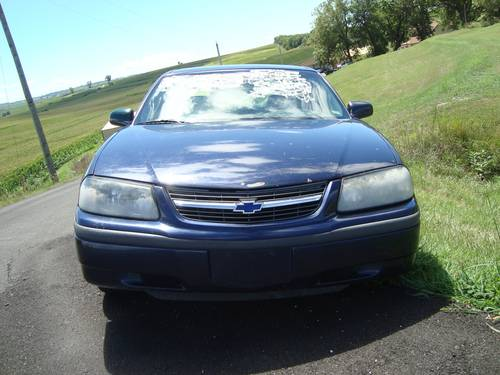 2002 Chevrolet Impala 4DR Sedan For Sale (picture 3 of 6)