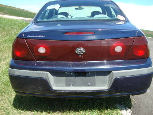 2002 Chevrolet Impala 4DR Sedan For Sale (picture 4 of 6)