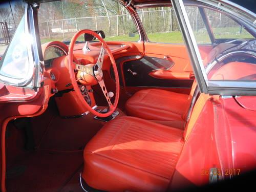 Chevrolet Corvette C1 1958 For Sale (picture 4 of 6)