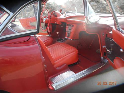 Chevrolet Corvette C1 1958 For Sale (picture 5 of 6)