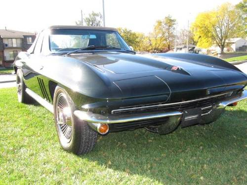 1965 Chevrolet Corvette Roadster For Sale (picture 2 of 6)