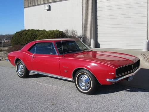1967 Chevrolet Camaro RS For Sale | Car And Classic