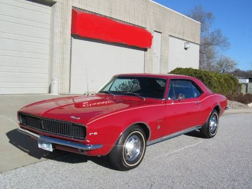1967 Chevrolet Camaro RS For Sale (picture 2 of 6)
