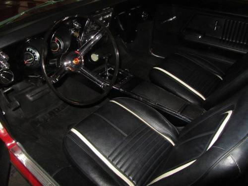 1967 Chevrolet Camaro RS For Sale (picture 4 of 6)