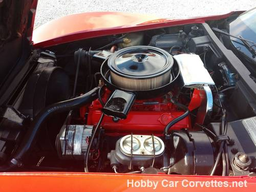 1975 Red Corvette Tan Int Fun Driver For Sale (picture 3 of 6)