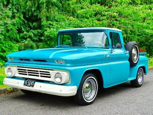 1960 Chevrolet Chevy 4.0 Beautifully Restored, C10 Look SOLD (picture 1 of 6)