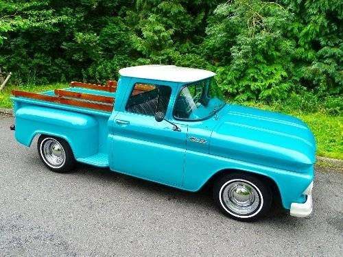 1960 Chevrolet Chevy 4.0 Beautifully Restored, C10 Look SOLD (picture 2 of 6)