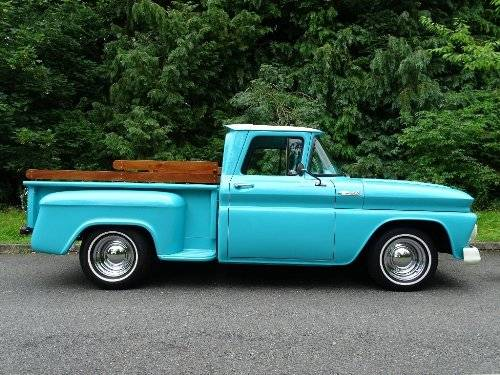 1960 Chevrolet Chevy 4.0 Beautifully Restored, C10 Look SOLD (picture 3 of 6)
