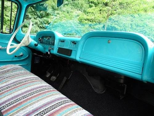 1960 Chevrolet Chevy 4.0 Beautifully Restored, C10 Look SOLD (picture 5 of 6)