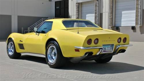 1970 Chevrolet Corvette LT1 Convertible #s matching For Sale (picture 2 of 6)