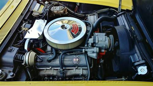 1970 Chevrolet Corvette LT1 Convertible #s matching For Sale (picture 6 of 6)