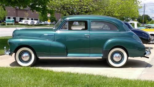 1948 Chevrolet StyleMaster 2 door sedan 3spd For Sale (picture 1 of 6)