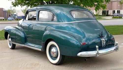 1948 Chevrolet StyleMaster 2 door sedan 3spd For Sale | Car