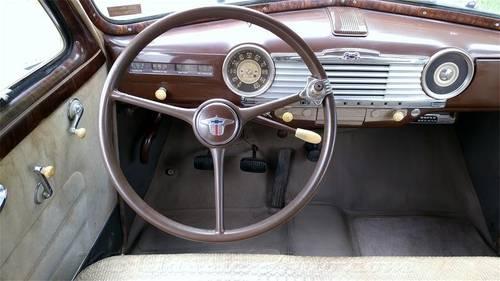 1948 Chevrolet StyleMaster 2 door sedan 3spd For Sale (picture 5 of 6)