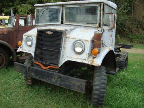 1944 Chevrolet Wench Truck For Sale (picture 1 of 6)