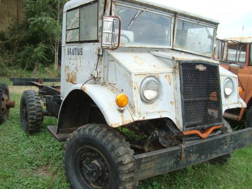 1944 Chevrolet Wench Truck For Sale (picture 2 of 6)