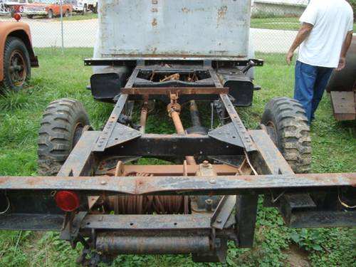 1944 Chevrolet Wench Truck For Sale (picture 3 of 6)