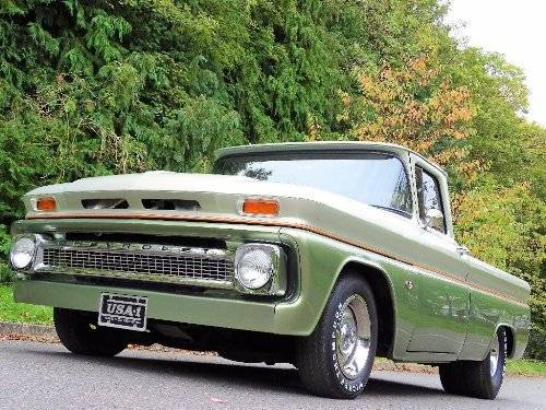 1963 Chevrolet Chevy 7.0 SHOW TRUCK 7.0 LITRE BIG BLOCK For Sale (picture 1 of 6)