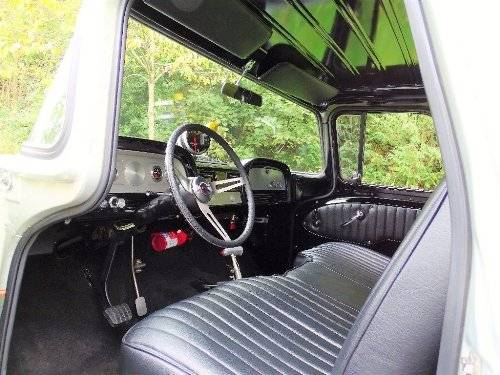 1963 Chevrolet Chevy 7.0 SHOW TRUCK 7.0 LITRE BIG BLOCK For Sale (picture 3 of 6)