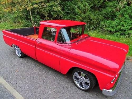 1960 Chevrolet Chevy 5.7 **A TRUE COWBOYS TRUCK, LOOK** For Sale (picture 2 of 6)