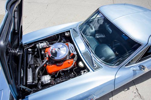 1966 American Muscle Corvette Big Block For Sale (picture 1 of 5)
