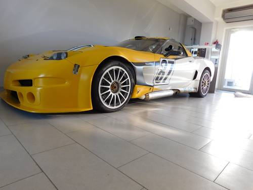 2000 Corvette for race 120k.€ For Sale (picture 1 of 6)
