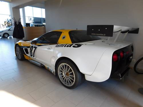 2000 Corvette for race 120k.€ For Sale (picture 2 of 6)