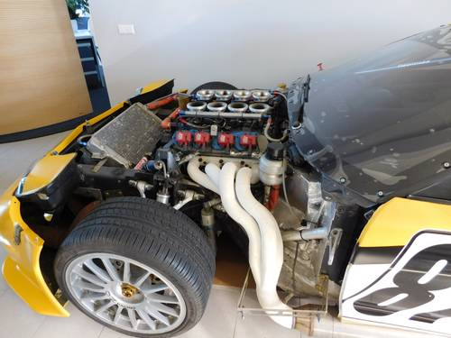 2000 Corvette for race 120k.€ For Sale (picture 5 of 6)
