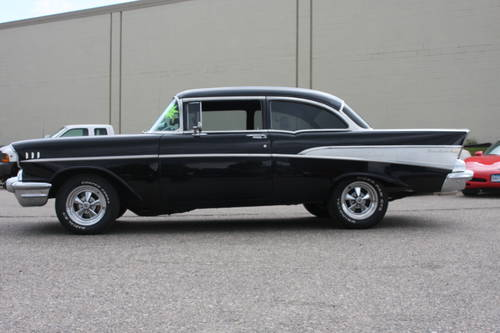1957 Chevrolet Belair 4 speed  For Sale (picture 2 of 6)