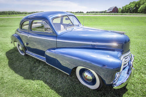 1946 Chevrolet Stylemaster Coupe  For Sale (picture 2 of 6)