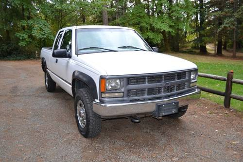 1999 Chevrolet 2500 LS Extended Cab For Sale (picture 2 of 6)