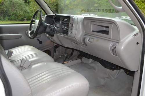 1999 Chevrolet 2500 LS Extended Cab For Sale (picture 4 of 6)