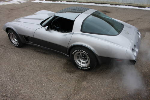 1978 Chevrolet Corvette 25th Anniversary Very Low Miles!!! For Sale (picture 3 of 6)