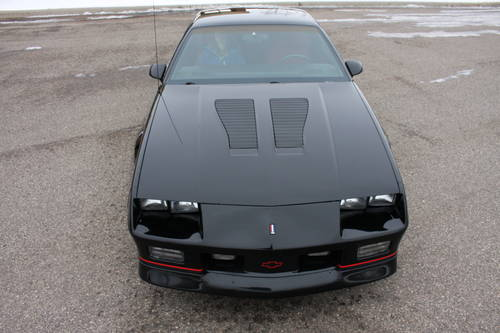 1987 Chevrolet Camaro IROZ Z/28 For Sale (picture 3 of 6)