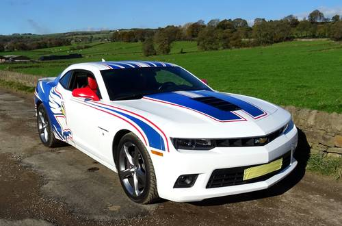 2014 Chevrolet Camaro SS 6.2L V8 Muscle Car For Sale (picture 1 of 6)