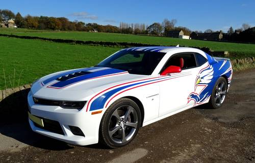 2014 Chevrolet Camaro SS 6.2L V8 Muscle Car For Sale (picture 2 of 6)