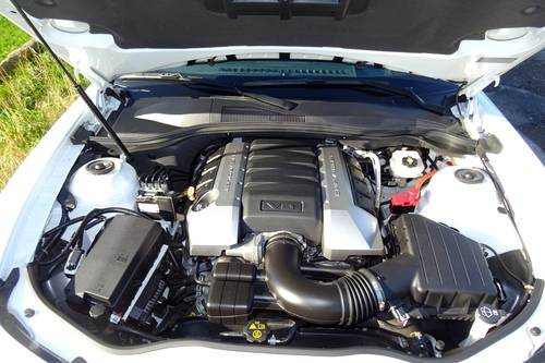 2014 Chevrolet Camaro SS 6.2L V8 Muscle Car For Sale (picture 5 of 6)