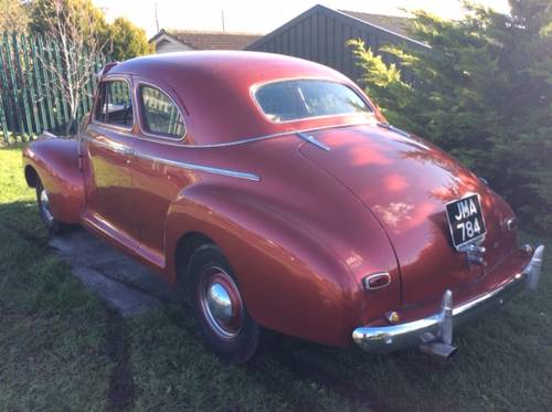 1941 chevrolet special deluxe coupe  SOLD (picture 2 of 4)