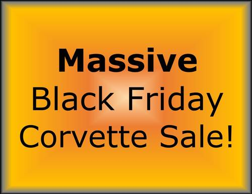 1970 Black Friday Corvette Sale!!! For Sale (picture 1 of 1)