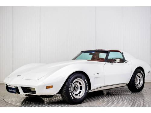 1977 Chevrolet Corvette C3 T-top V8 For Sale (picture 1 of 6)