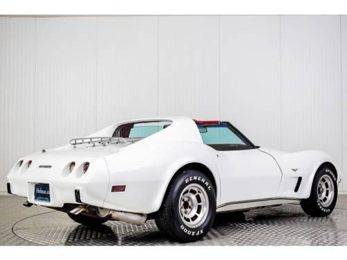 1977 Chevrolet Corvette C3 T-top V8 For Sale (picture 2 of 6)