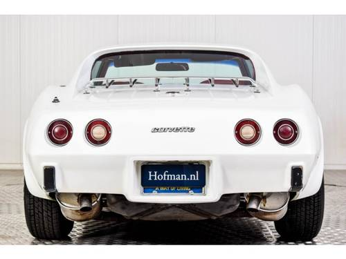 1977 Chevrolet Corvette C3 T-top V8 For Sale (picture 4 of 6)