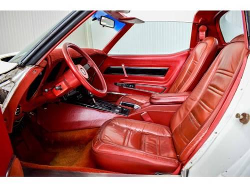 1977 Chevrolet Corvette C3 T-top V8 For Sale (picture 5 of 6)