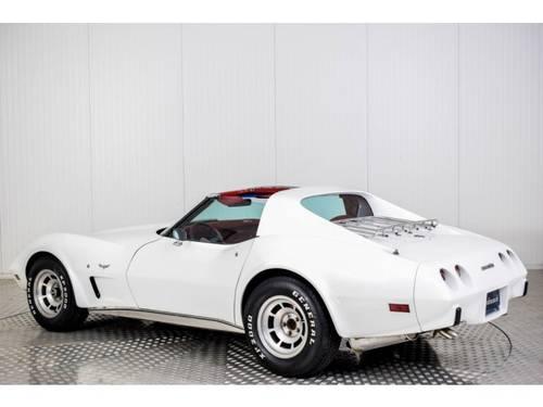 1977 Chevrolet Corvette C3 T-top V8 For Sale (picture 6 of 6)