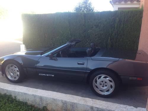 1991  corvette  For Sale (picture 1 of 6)